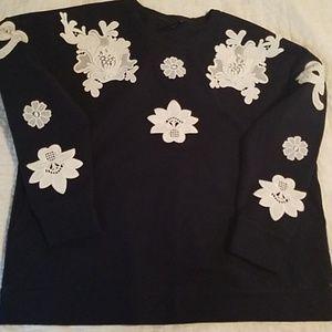 Victoria Beckham for target xl sweat shirt